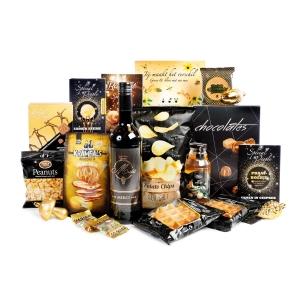 nieuwste assortiment kerstpakketten nu van zeer snelle levering in Hengelo
