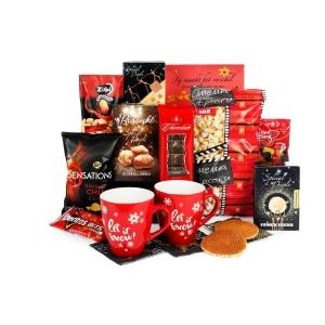 Bekijk de collectie bourgondische kerstpakketten online