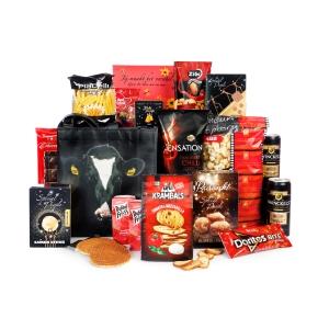 Aanbod grappige kerstpakketten in de webshop