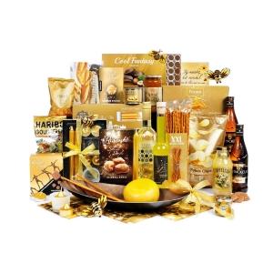 Ruimgevulde en grote kerstpakketten aanbod van Kerstpakkettenidee