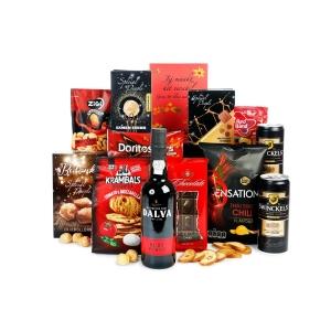 Mooi kerstpakket in de prijsklasse van meer dan 100 euro per stuk