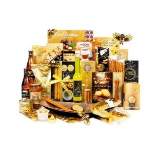het assortiment van onze kerstpakketten zijn aangevuld met verantwoorde kerstpakketten