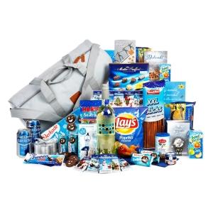 Assortiment kerstpakketten van 60 euro verkrijgbaar