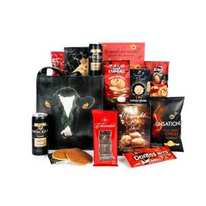 Collectie kerstpakketten rond de 25 euro