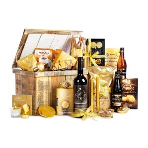 Kerstpakketten met een gezonde mix van producten