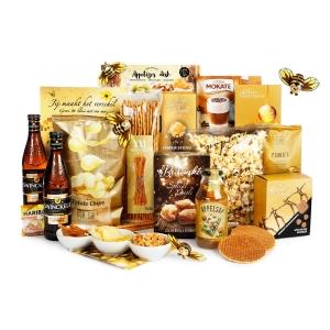 Mooi eindejaarsgeschenk voor uw klanten en zakenrelaties bestellen doet u bij Kerstpakketten idee