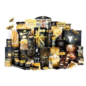 Premium kerstpakket met hoogwaardige inhoud