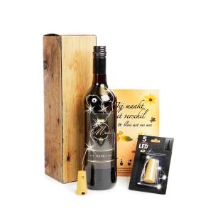 Fantastische wijn kerstpakketten uit binnen en buitenland