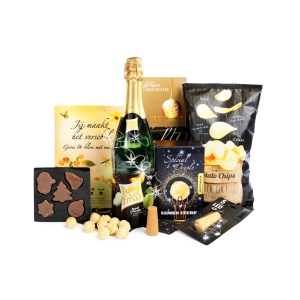 Zuid Hollandse kerstpakketten samengesteld met Zuid-Hollandse producten