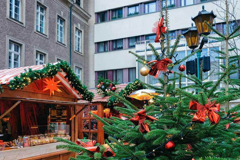 Kerstmarkt organiseren