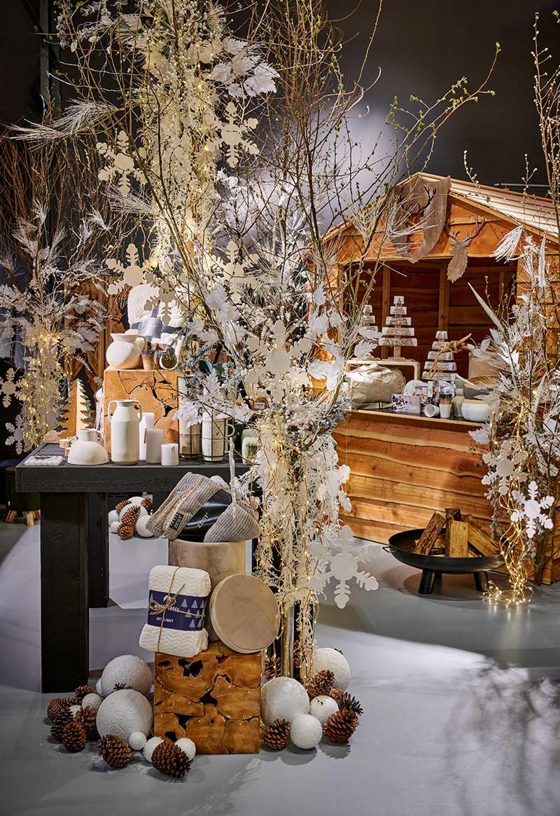 Kerstmarkt voor bedrijven