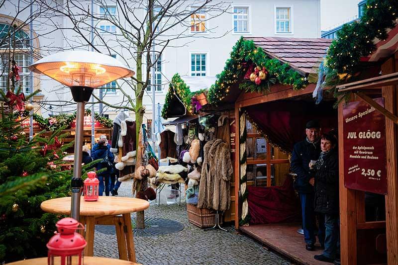 B2B kerstmarkten