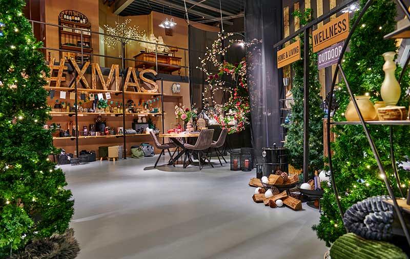 Kerstpakketten Showroom